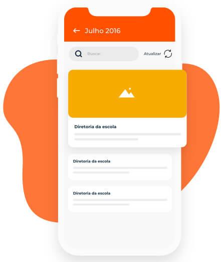 Gereciamento de conteúdo em aplicativo